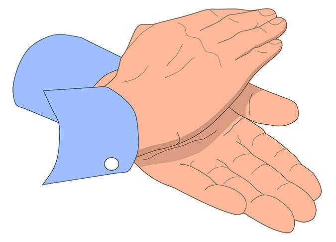 Applauding Hands - ClipArt Best