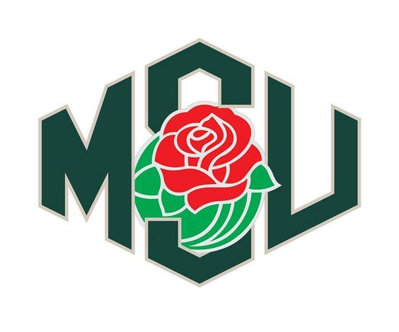 Logos, Michigan and Rose bowl