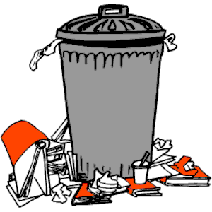 Clip Art Garbage Clipart garbage clipart best cafeteria cliparts of free