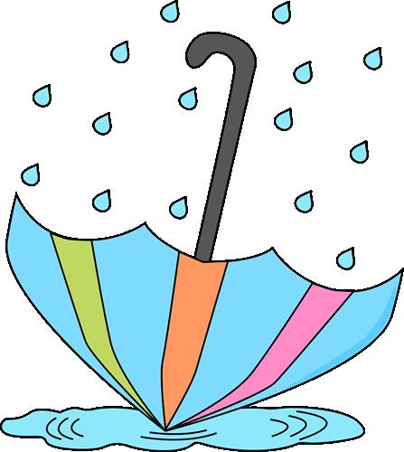 Rain On Flowers Clip Art - ClipArt Best