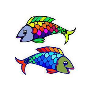rainbow fish clipart clipart best rainbow fish book clipart rainbow fish clip art template