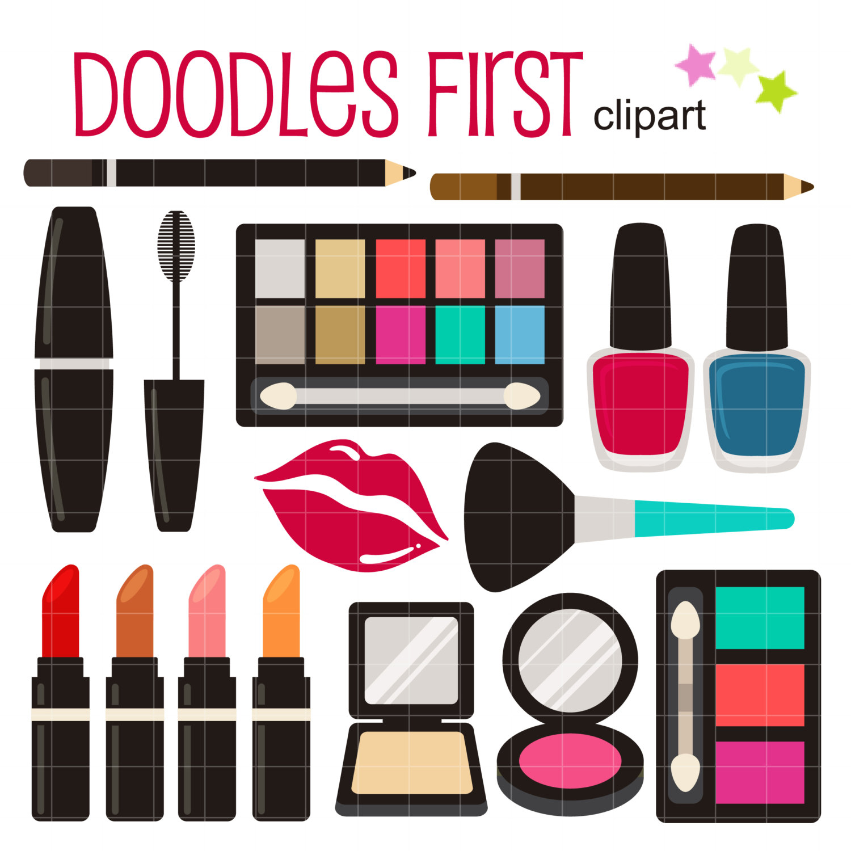 Makeup clipart