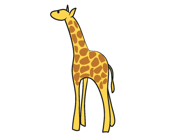 Free Giraffes Clipart Images Graphics Animated Gifs