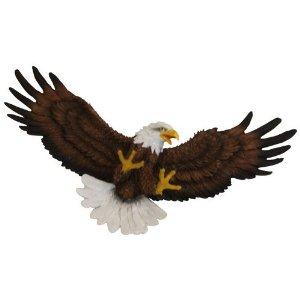 Clip Art Soaring Eagle