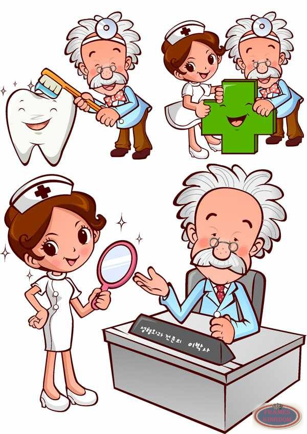 Nurse Cartoon Images - ClipArt Best