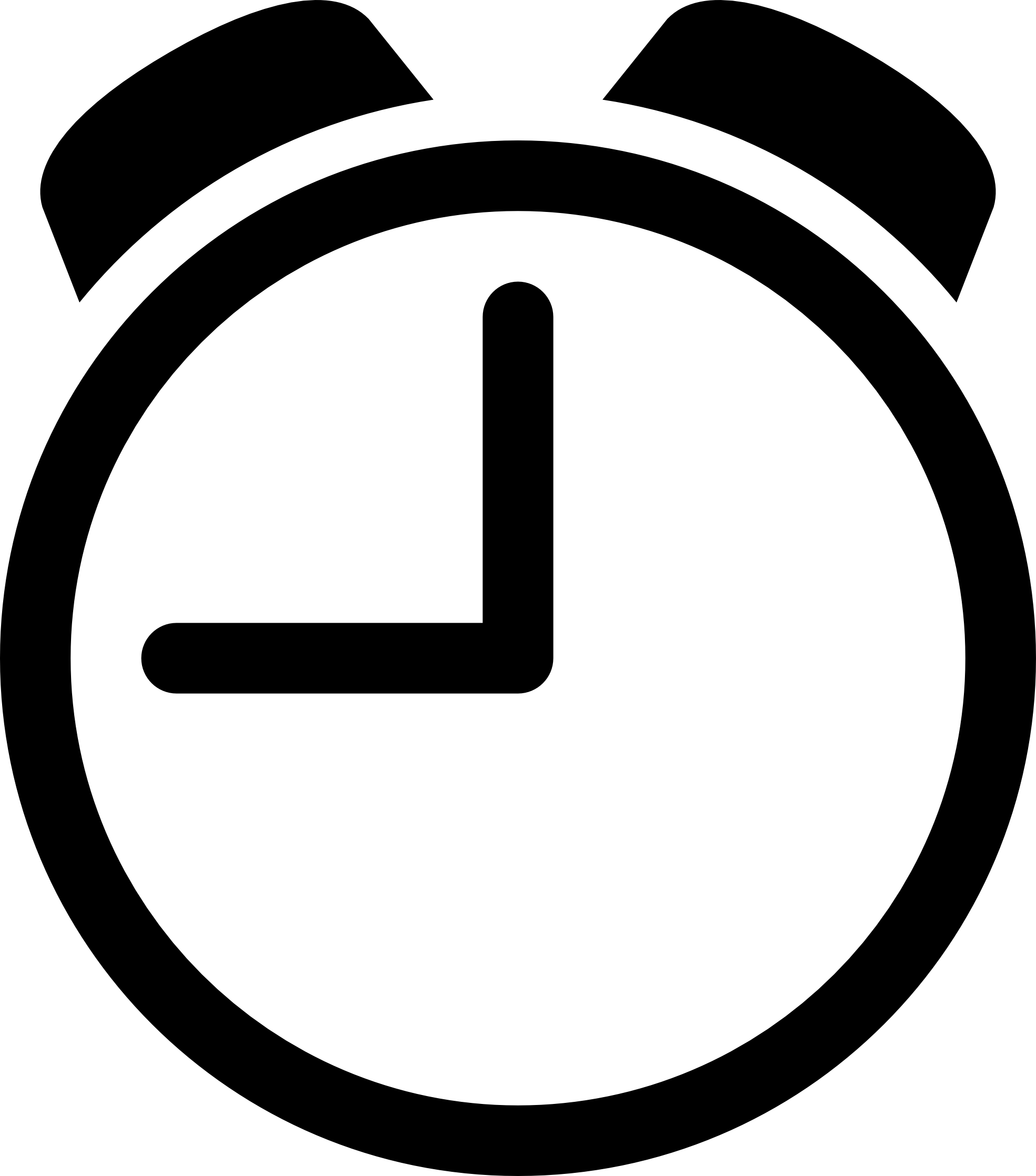 11 clock icon vector free cliparts that you can download to you ...