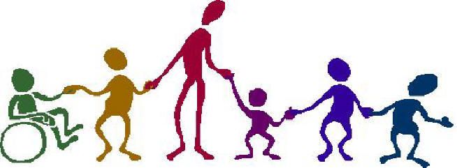 Stick People Holding Hands Clipart - Free Clipart ...