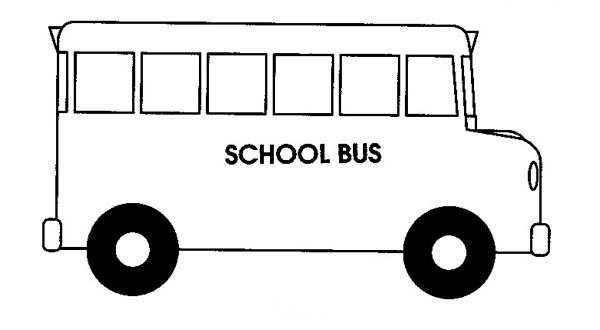 School Bus Drawings Drawing School Bus