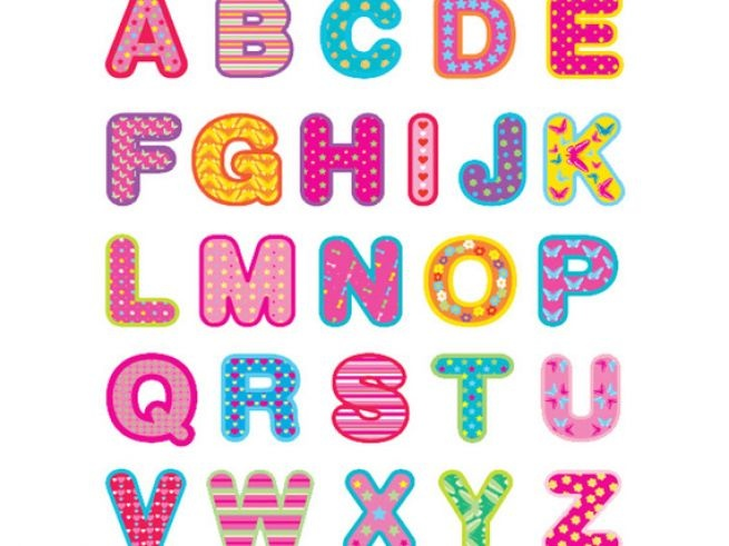 HD wallpapers christmas alphabet printable stencils
