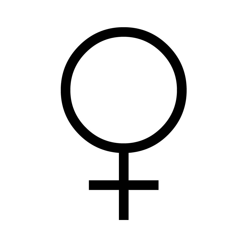 Woman Symbol Logo Female Symbol Clip Art