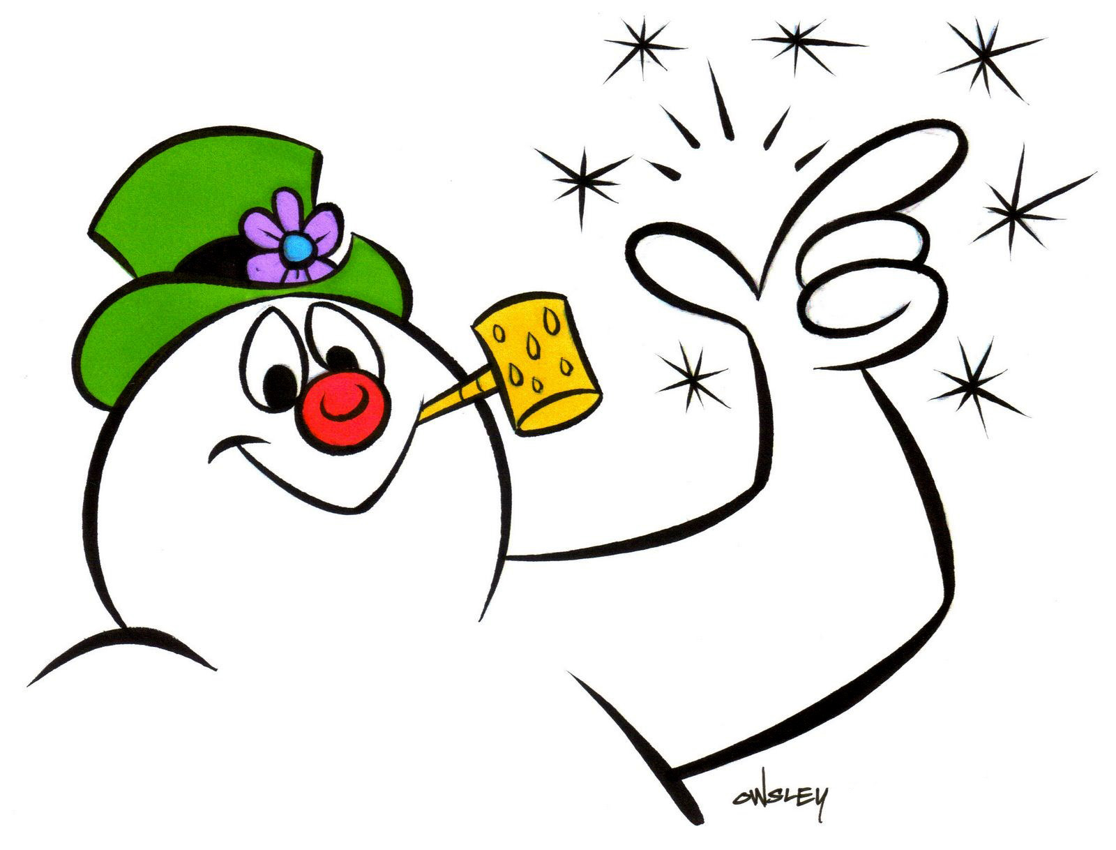 ... More!: FROSTY THE SNOWMAN and HEAT ... - ClipArt Best - ClipArt Best