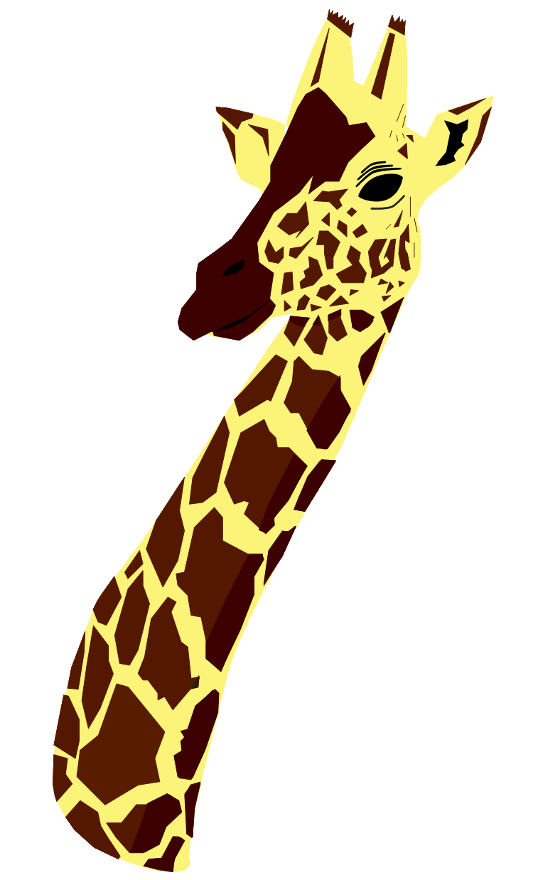 Free Giraffe Clipart | Free Download Clip Art | Free Clip Art | on ...