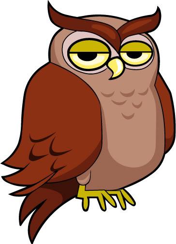 Owl Cartoons Clip Art - ClipArt Best