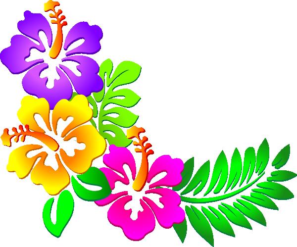 Hawaiian Luau Clip Art Free - ClipArt Best