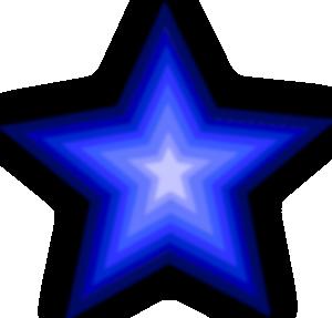 Stars Simple clip art - vector clip art online, royalty free ...