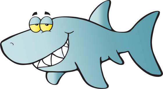 Shark Vector Clip Art - ClipArt Best