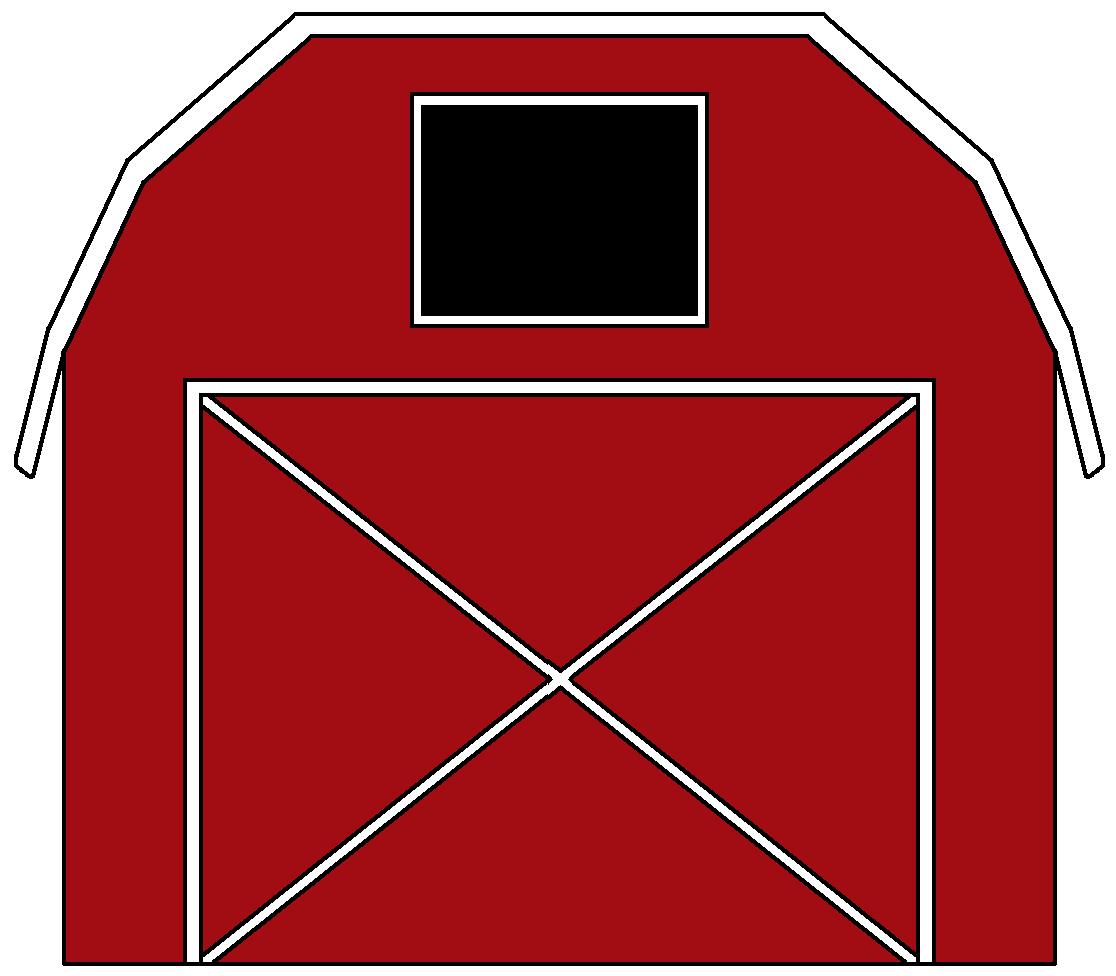 Red Barn Clip Art - Tumundografico - ClipArt Best ...