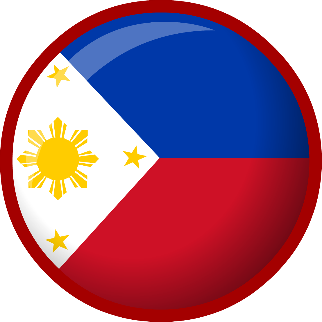 Philippines Flag Logo BrandPros Clipart - Free to use Clip Art ...