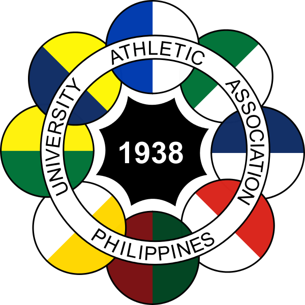File:Logo of University Athletic Association of the Philippines ...