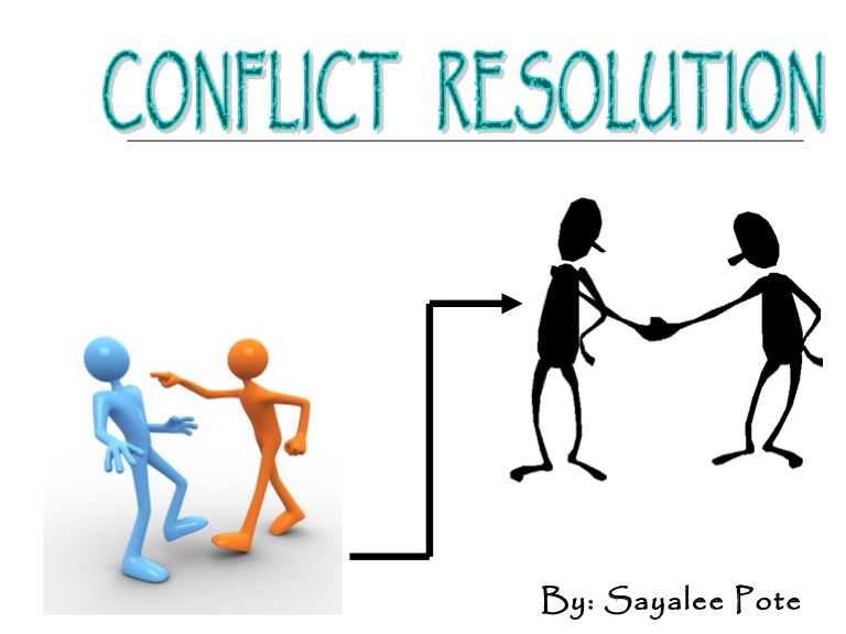 conflicts that arise from particular ways Expert reviewed how to resolve a conflict at work three parts: approaching the conflict talking it over creating solutions community q&a you might experience conflict in the workplace for a variety of reasons, including promotion opportunities, salary disputes, feeling a lack of appreciation, and personal differences.