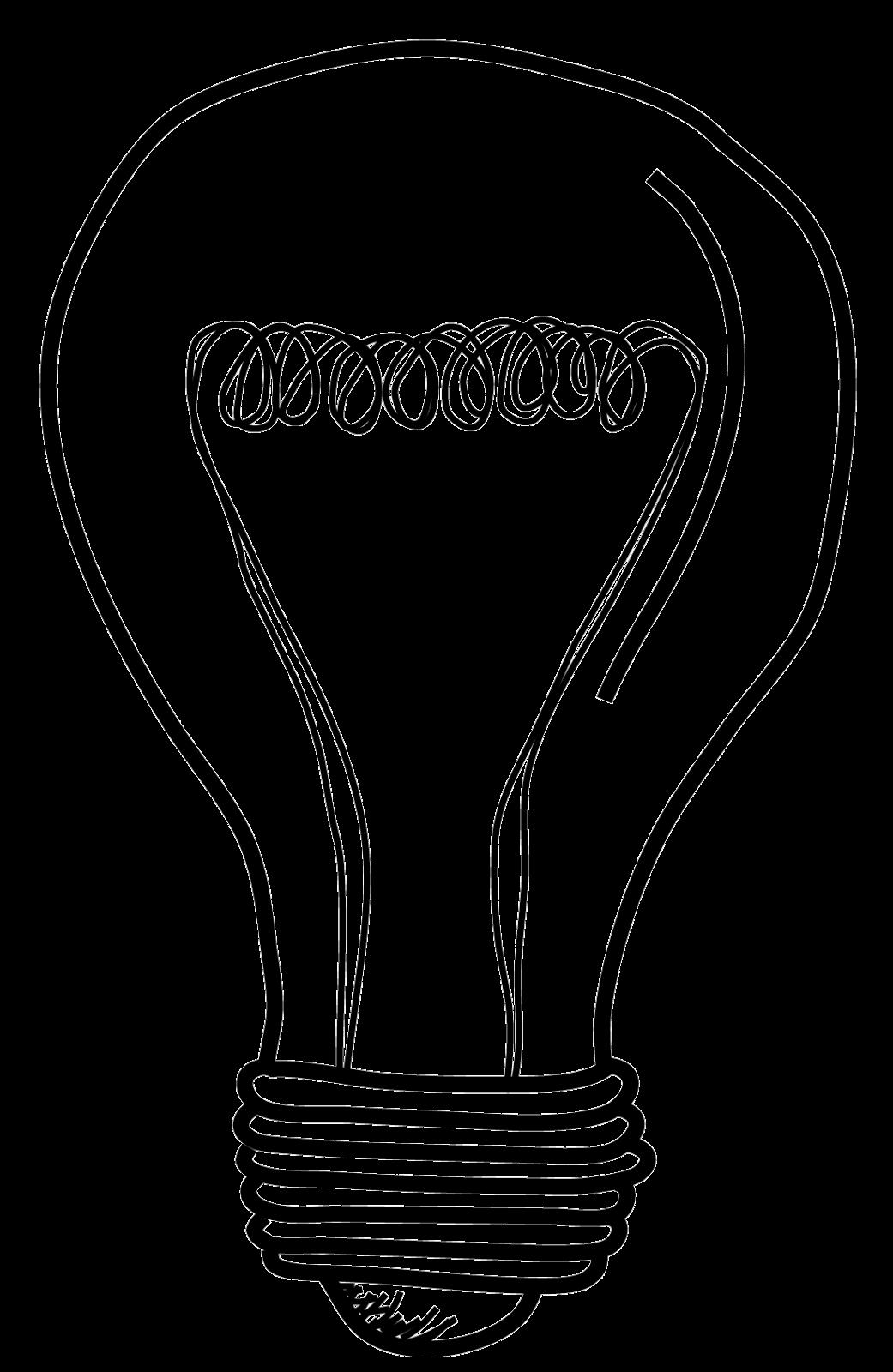 Lightbulb Drawing Clipart Best