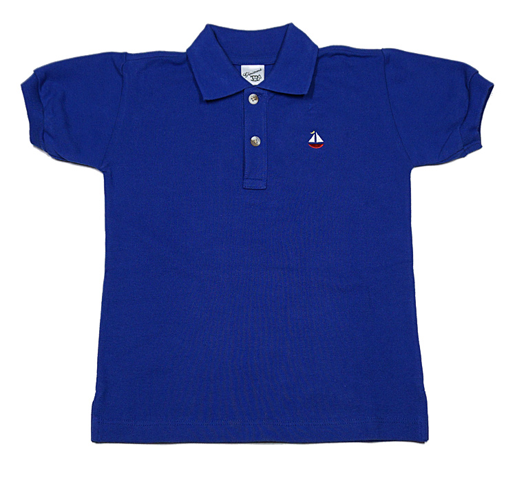 Royal Blue Polo Shirt Clipart Best