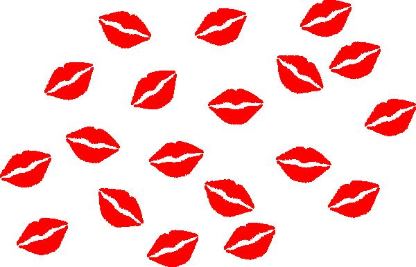 Cartoon Lips Kiss   Free Download Clip Art   Free Clip Art   on ...