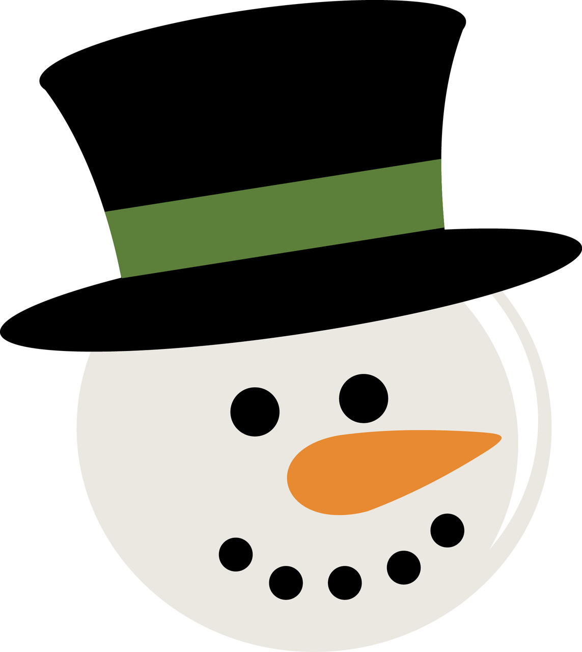 Frosty Head Clipart Outline Clipart Best Clipart Best