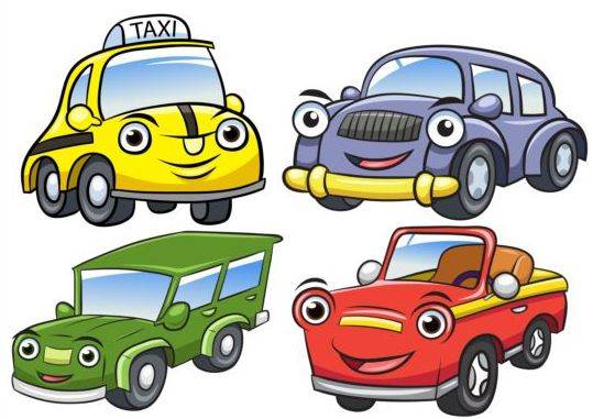 Cartoon Car Taxis - ClipArt Best - 45.2KB