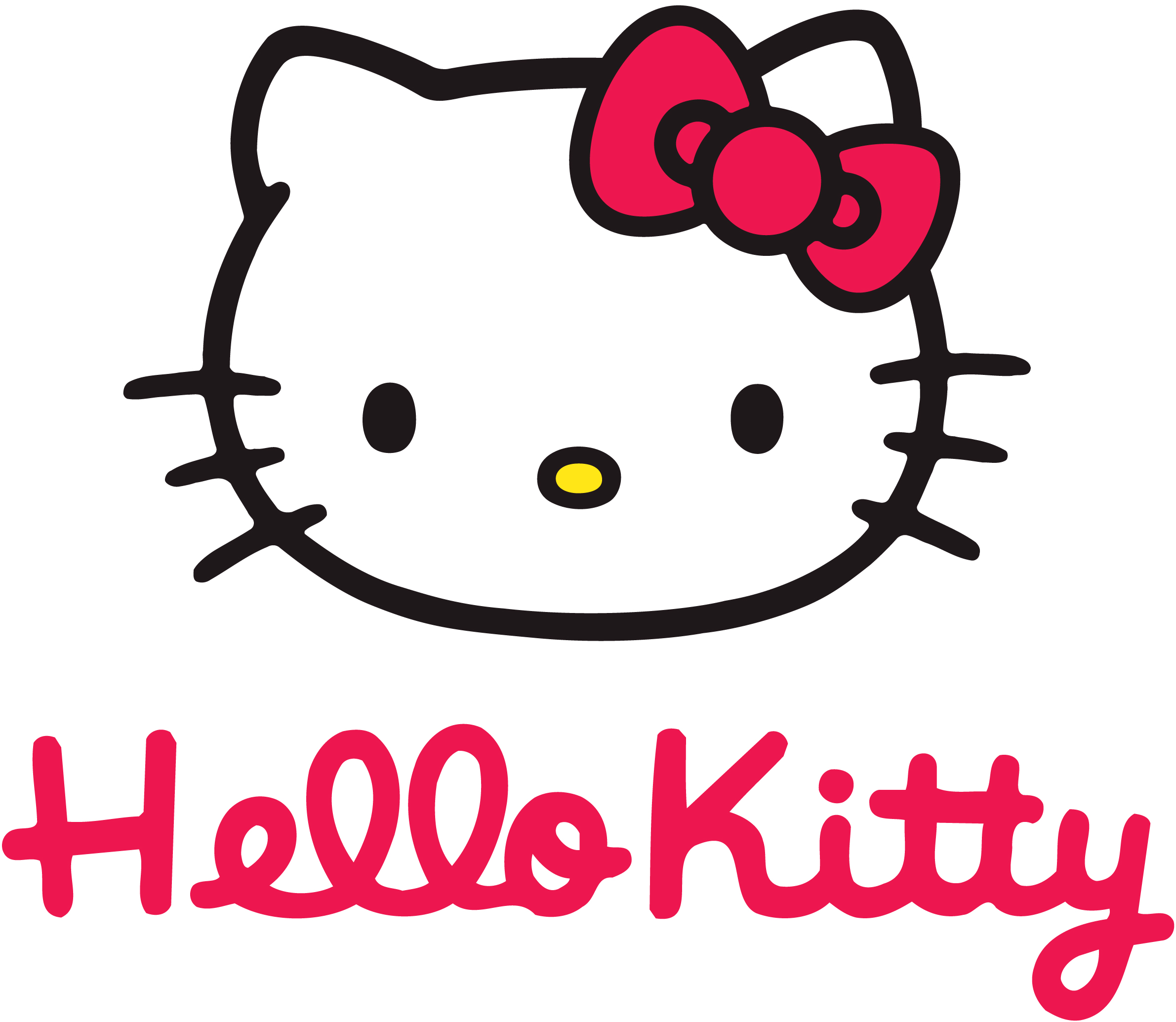 Hello Kitty Logo | Free Download Clip Art | Free Clip Art | on ...