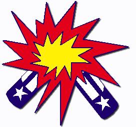 Free Fireworks Clip Art - ClipArt Best