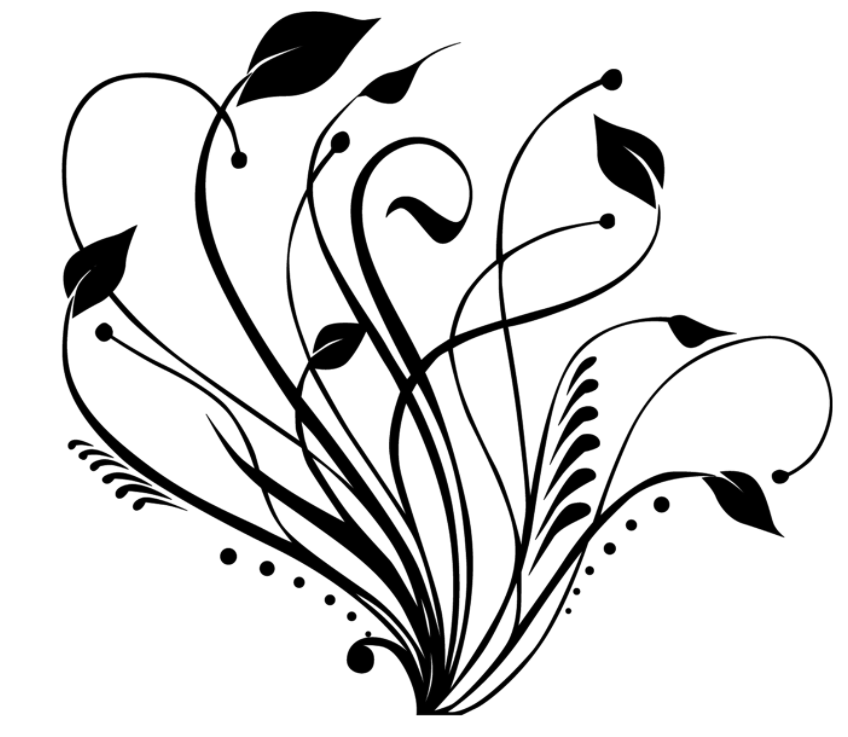 Flowers Outlines additionally Pencil Drawing Pic Of Sunflower further Rose Flowers Drawing Vector Illustration Line 541091500 as well Clipart Acq8xBjcM furthermore Black And White Flower Tattoo Designs. on flower calla lily