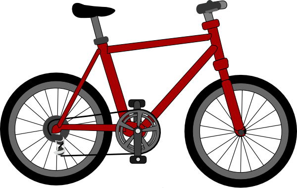 Bicycle Clip Art Pictures