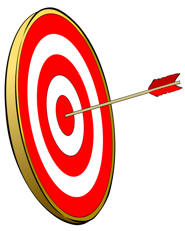 Bow And Arrow Target Clip Art You can use this clip art of a