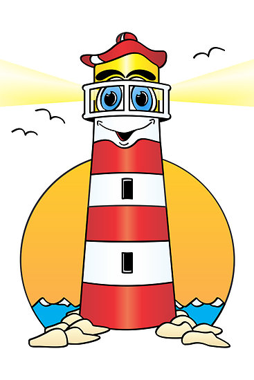 13 cartoon light house free cliparts that you can download to you ...