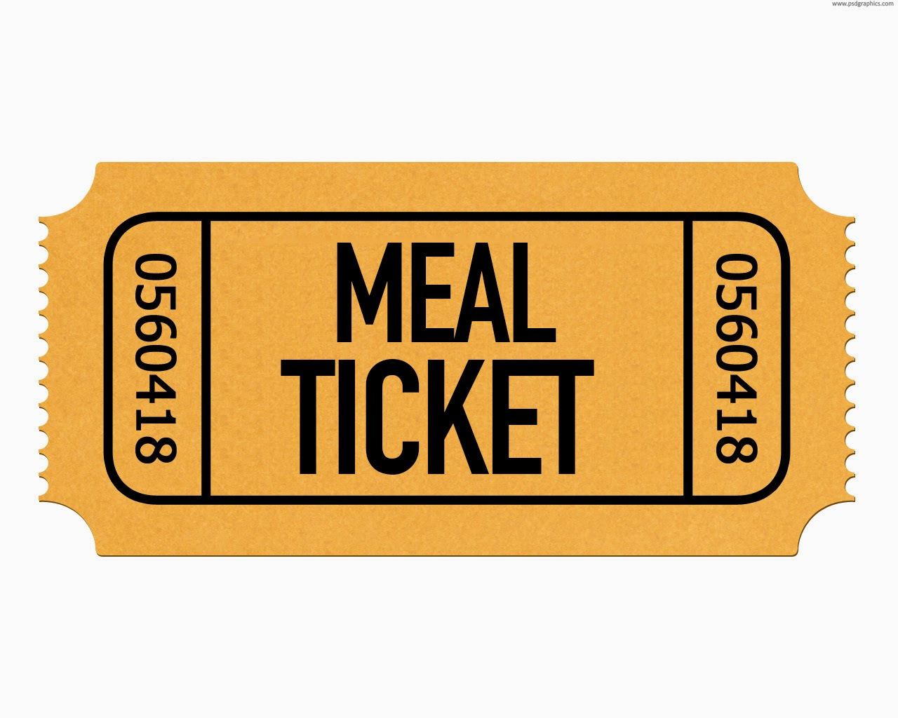 Doc14491104 Meal Voucher Template lunch voucher template 87 – Free Meal Ticket Template