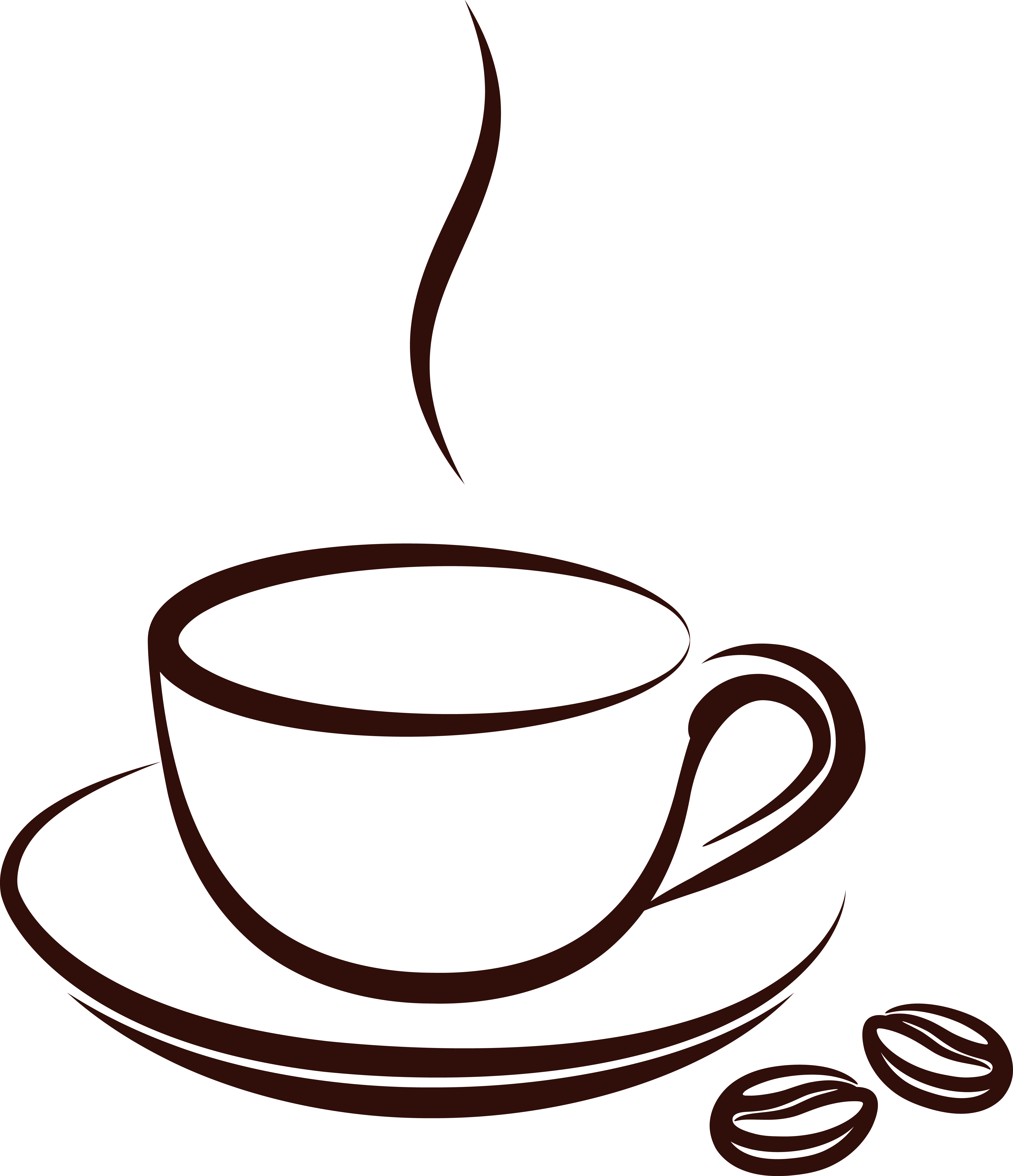 Clip Art Cup Of Coffee Clipart cup of coffee clipart best tumundografico