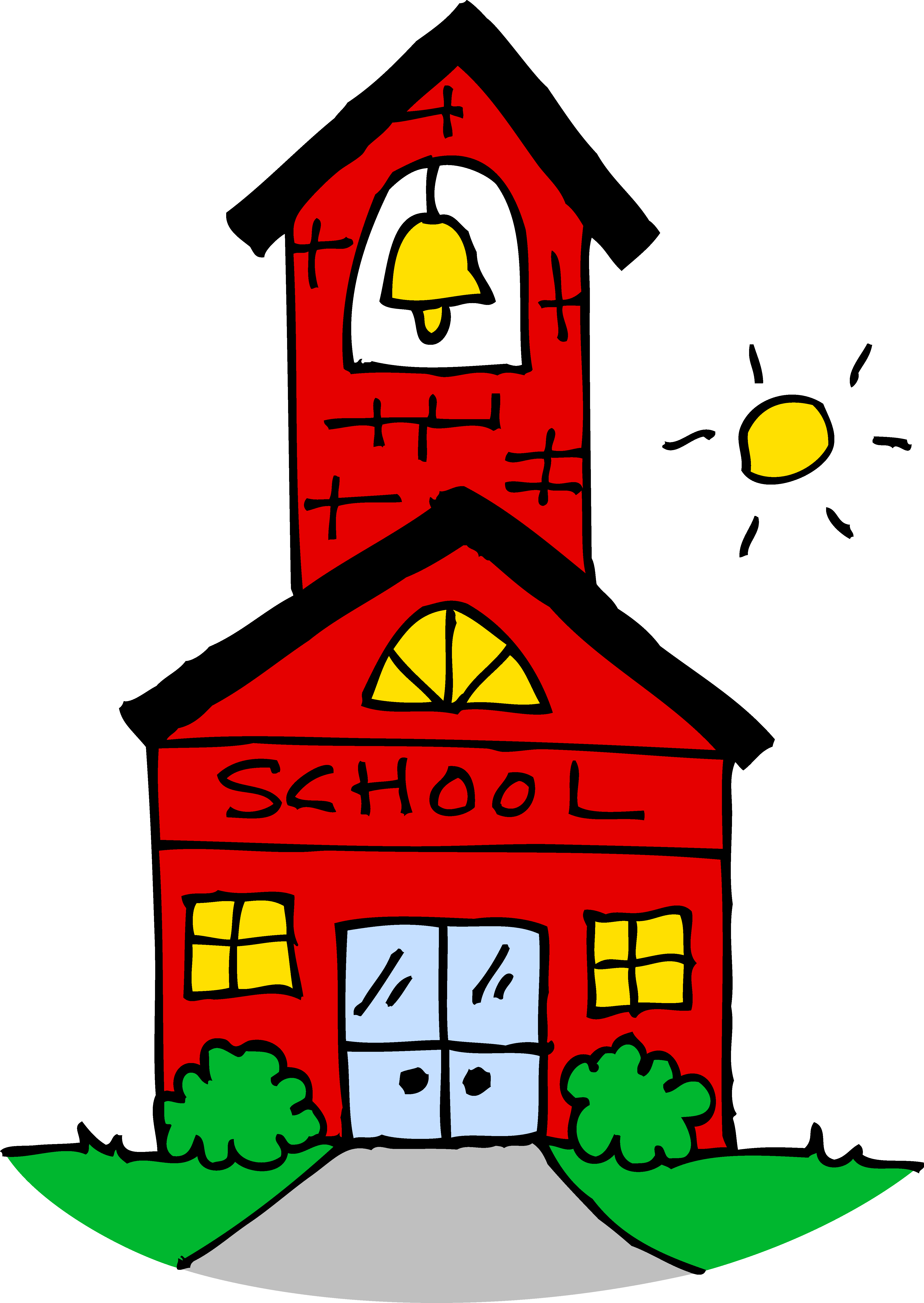 Clip Art Cute School Clipart cute school clip art clipart best house clipart