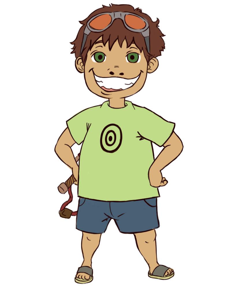 Boy body parts stock vector. Illustration of costume - 24321414