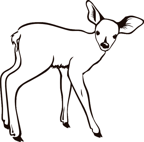 deer mouse printable coloring pages - photo#19