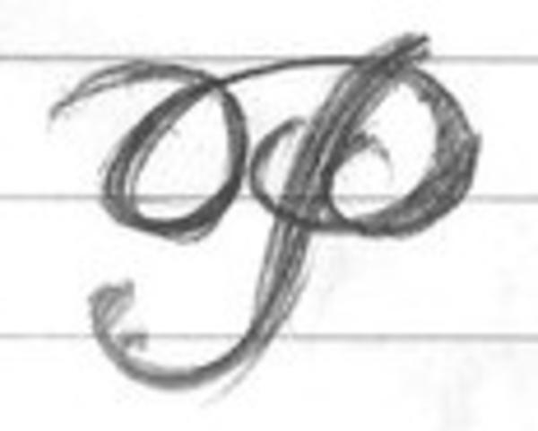 Fancy Letter p Designs Fancy Lettering by Artitek p