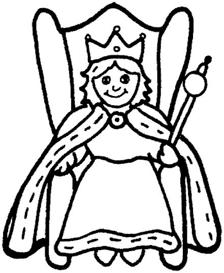 Coloring Pages Of Crowns For Kings