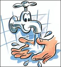 Picture Of Someone Washing Their Hands - ClipArt Best