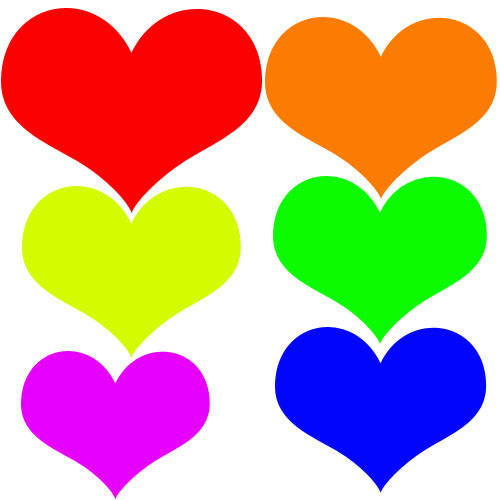 Free Heart Stencils - ClipArt Best - ClipArt Best