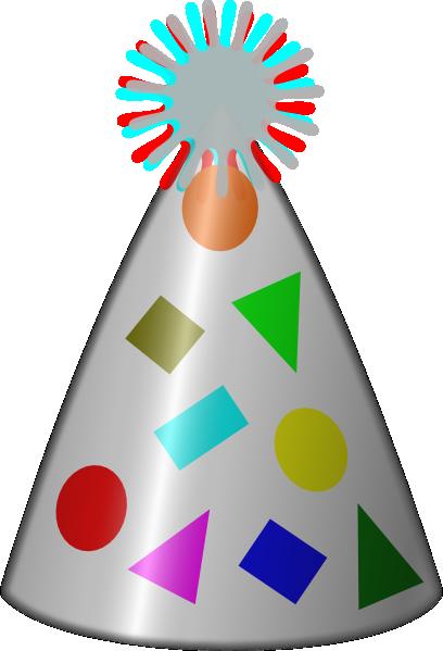 Party hat clipart transparent background clipart best for Transparent top design