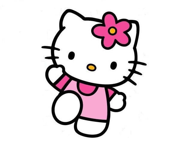 Hello Kitty Logo Vektor - ClipArt Best