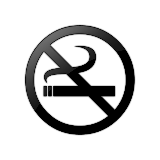 No Smoking Icon - ClipArt Best