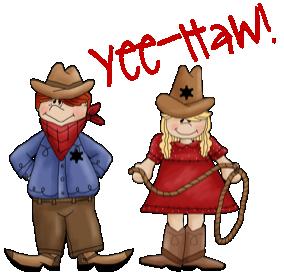 Western Theme Clip Art - ClipArt Best