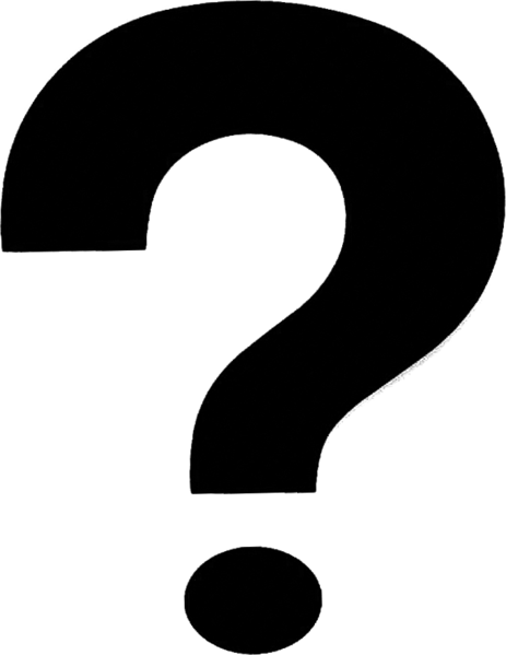 Large Question Mark - ClipArt Best