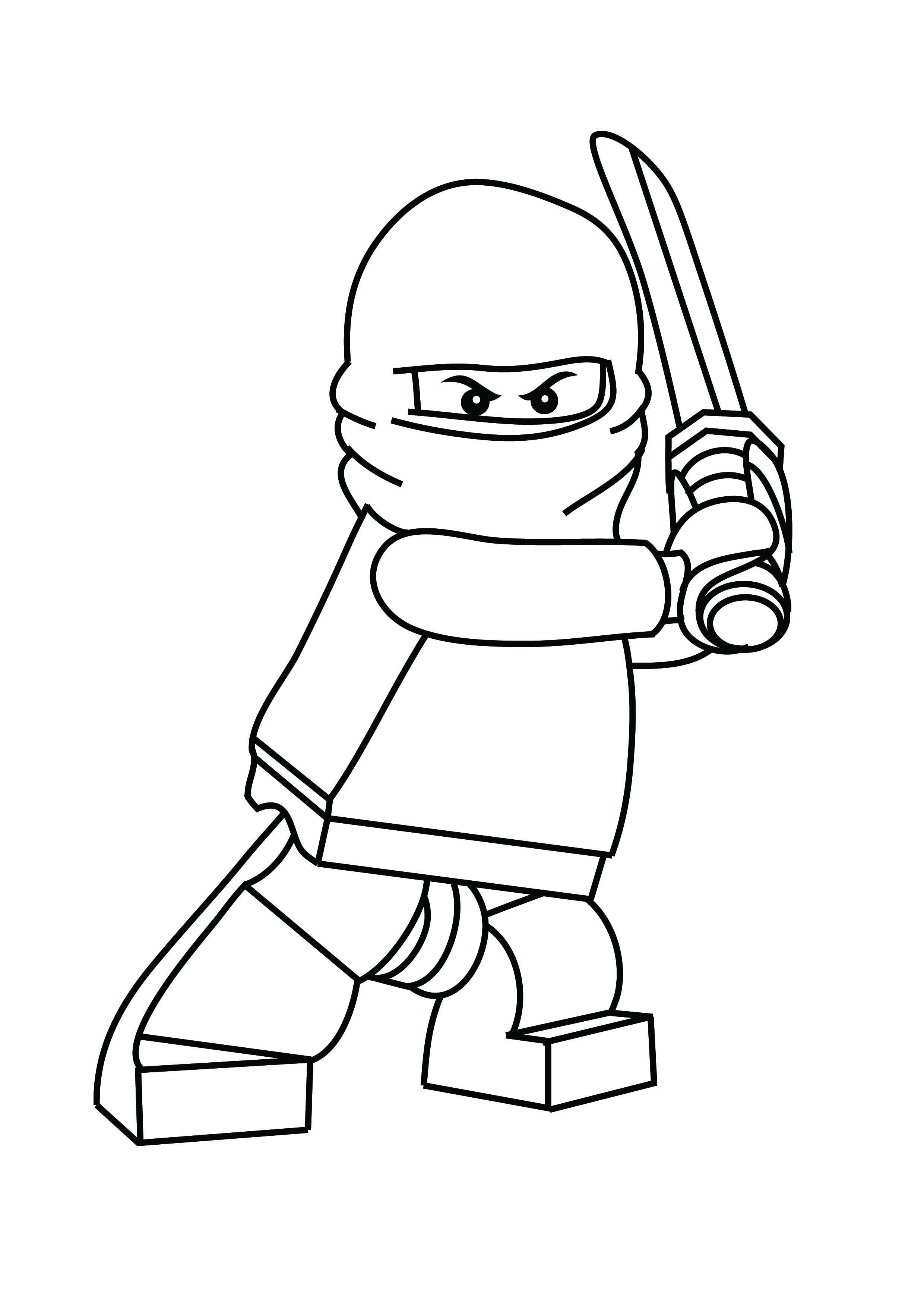 Lego figure printable clipart best